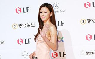 韩国女星全智贤资料照。(全宇/ 大纪元)