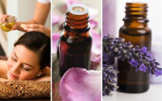 七种天然植物精油 有效缓解焦虑