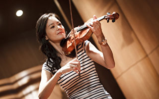 Janet為戲重拾小提琴 只給自己打62分