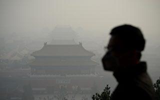 第四波霧霾侵襲大陸各地 目前進入最強時段