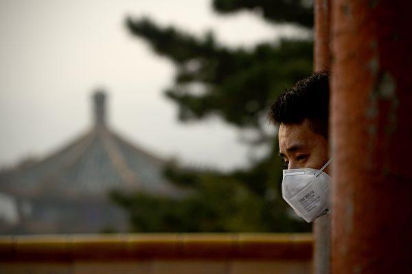 CHINA-POLLUTION-ENVIRONMENT