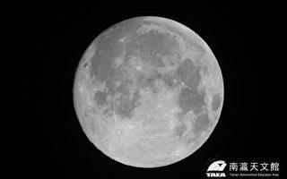 85年间最大满月今晚现身 流星雨接着来
