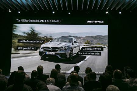 洛杉磯車展 梅賽德斯-奔馳新款豪車引矚目