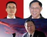 11月18日,香港基督教團體提名大陸維權人士高智晟(下)、胡石根(右上)與唐荊陵(左上)角逐諾貝爾和平獎。(大紀元合成圖片)