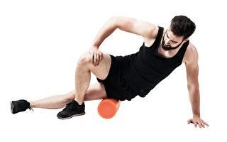 緩解疼痛自己來 泡沫柱健身效力大