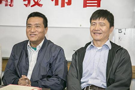 唐荊陵獲選第30屆傑出民主人士獎 12月10日頒獎