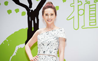 台湾艺人杨丞琳资料照。(陈柏州/大纪元)