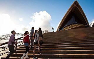 悉尼歌劇院新推1小時中文導覽