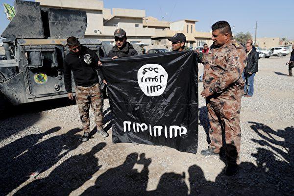 摩蘇爾佔道路炸大橋 美伊聯軍圍困IS份子
