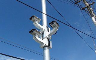 全国首创创意设计 路口监视器节能耐用