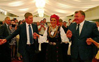 澳洲聯邦議員出席塞爾維亞社區聖誕晚宴