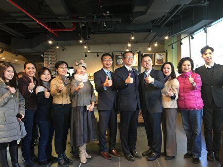 韩国知名烘焙品牌Tous Les Jours法拉盛新张,进驻法拉盛富顿一号G05店铺。