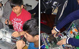 幼狮电脑团队周六办免费组装电脑课