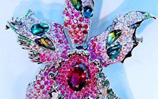 台珠宝设计创意多  惊艳罗浮宫也惊艳乡亲