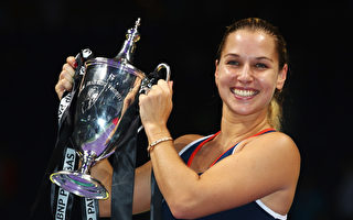 WTA总决赛 齐布娃首度夺冠