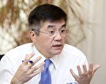 駱家輝2011年11月3日在中國廣州。(VCG/VCG via Getty Images)
