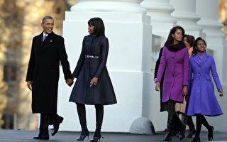 奥巴马白宫私人空间曝光 办公室很个性化