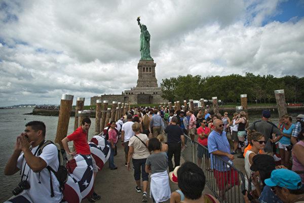 分裂的美國在大選後如何癒合?(Kena Betancur/Getty Images)