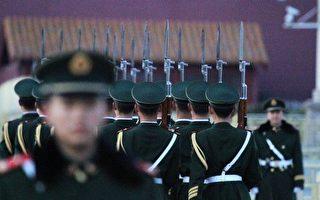 """直到日前的六中全会,被称为中共""""近卫军""""的武警部队高层几乎被""""一网打尽""""。    (VCG/VCG via Getty Images)"""