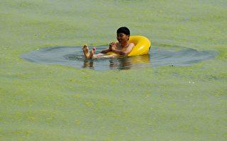 中国水污染严重 近30%地表水不能饮用