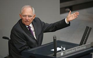 德國明年預算零舉債 政府高興 專家批評