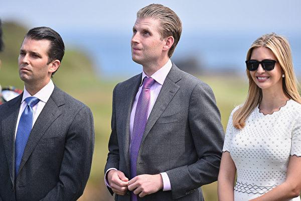 繼續當他女兒 伊萬卡拒入特朗普執政團隊