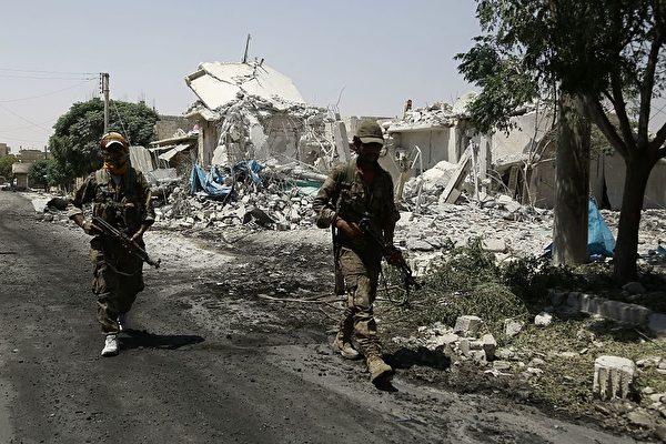 攻打IS「首都」拉卡 敘利亞民兵展開行動