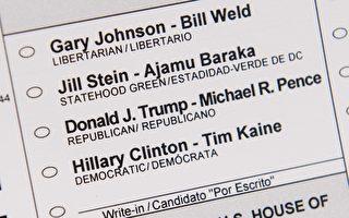 美大选倒数计时:11月1日最新民调和分布图