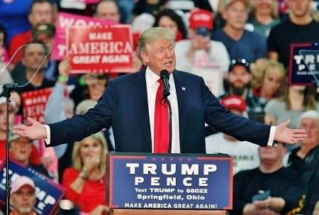 謝天奇:特朗普會成為助習破局的美國總統?