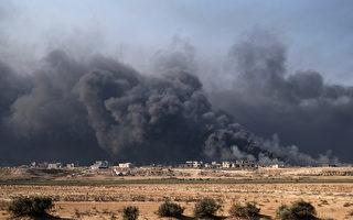 伊军进军摩苏尔南部 土耳其攻打叙利亚IS