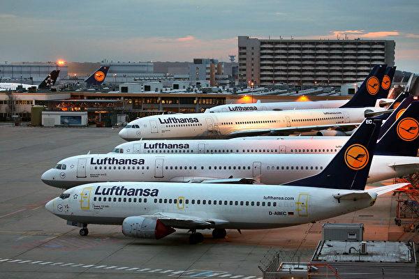 德國漢莎飛行員罷工不停 已影響20萬人