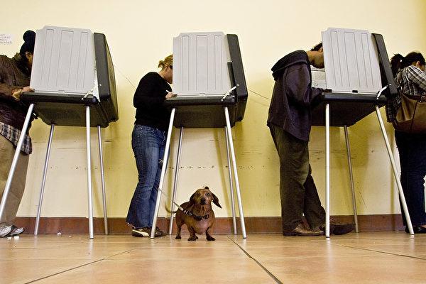 特朗普拿三州24張選舉人票 希拉莉贏佛蒙特