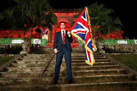 穆雷已成为英国网坛的标志人物,他多次改写了英国网球的历史。(Clive Brunskill/Getty Images)