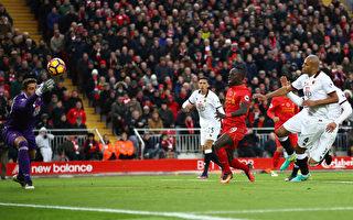 利物浦領跑英超積分榜 切爾西五球大勝