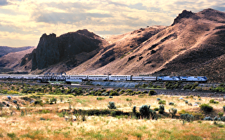 乘上Amtrak火车旅行 玩出健康旅游新风尚