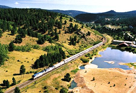 Amtrak賦予旅遊自由與情懷,帶你發現最美的風景(Amtrak提供)