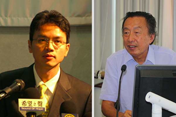 前外交官與紅二代呼籲澳政府關注中共活摘