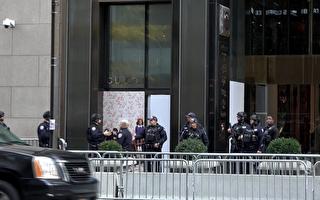 川普大厦警力升级 佛州游客:很必要
