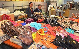 涉售賣假名牌 兩華裔被控