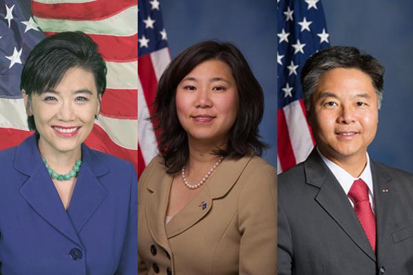美三華裔國會議員獲連任 「女版特朗普」敗選