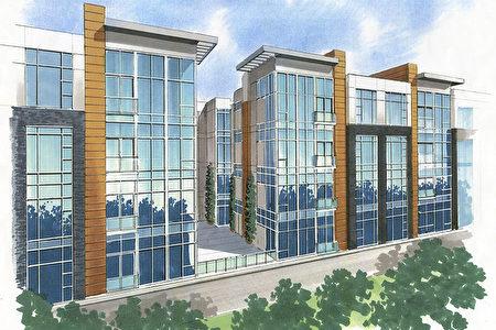 卡城西南区The Views高端公寓/镇屋项目Statesman提供)。