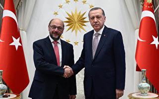 入盟受阻 土耳其拿百万难民威胁欧盟