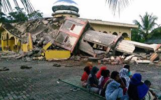 印尼規模6.5強震至少97死 遇難人數恐攀升