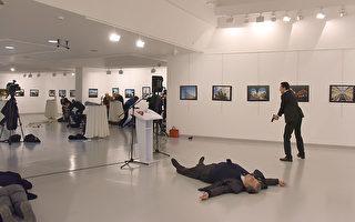 殺俄大使兇手 曾8次任土總統保安