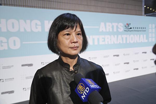 藝發局舞蹈組主席梅卓燕支持神韻來港演出