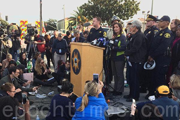 加州奧克蘭狂歡派對大火增至33死