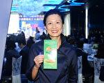 法國廚房創辦人、香港台灣婦女協進會副會長梁瑞卿女士。(宋祥龍/大紀元)