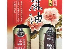 纯萃百年传统底蕴 义香麻油无可取代