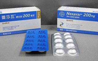 甲狀腺癌標靶藥納台健保  患者省百萬藥費