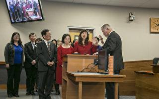 高叙加就任菲利蒙市长 社区祝贺